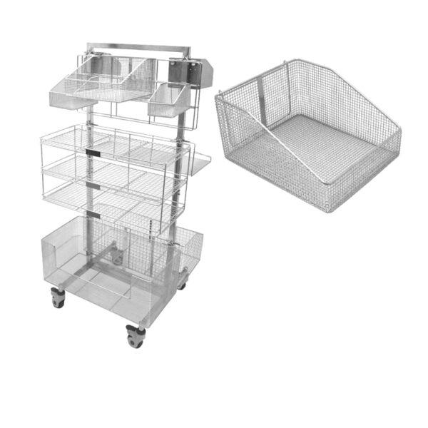 Instruments Sterilization Baskets
