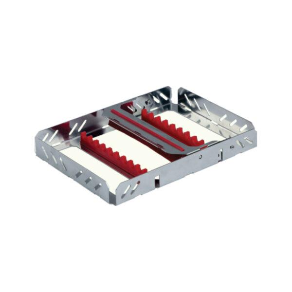 Bracket lock Cassette Tray